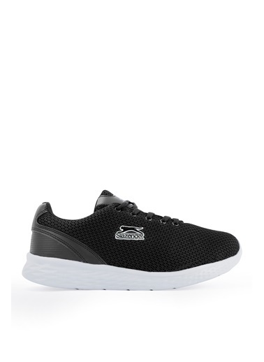 Slazenger Slazenger Indian Sneaker Unisex Ayakkabı  Siyah